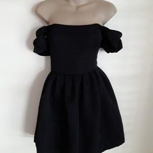 Dresses & Skirts - Black Sleeveless Party Cocktail Dress M